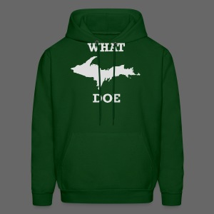 What U.P. Doe - Men's Hoodie