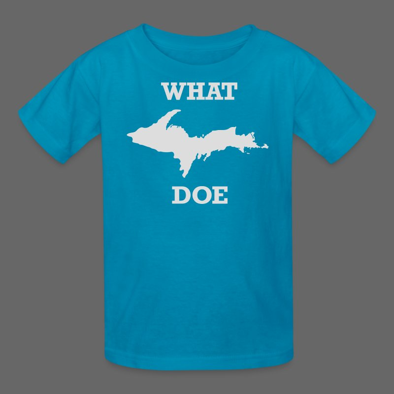 What U.P. Doe - Kids' T-Shirt