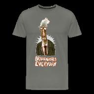 T-Shirts ~ Men's Premium T-Shirt ~ brainwashed everyday