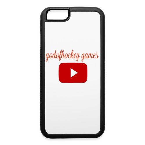 GOH phone case - iPhone 6/6s Rubber Case