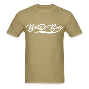 Men's Script BaDaBum T-shirt (All colors) - Men's T-Shirt