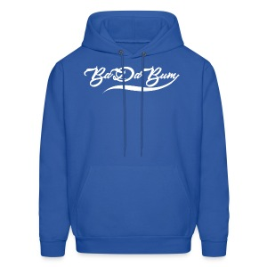 Men's Script BaDaBum Hoodie (All colors) - Men's Hoodie