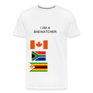 BaeWatcher UK Colonys - Men's Premium T-Shirt