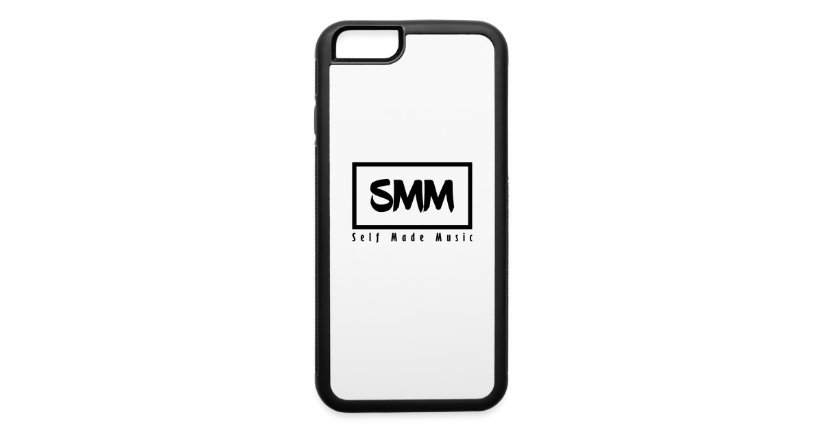 new product 3272a ec0f4 Self Made Merch | Self Made Music Iphone 66s Rubber Case - iPhone 66s  Rubber Case