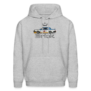 Volvo 262c Bertone Coupe Stock Car - Men's Hoodie