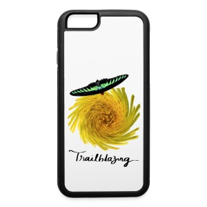 Cool Trailblazer Butterfly iPhone 6/6s Rubber Case - iPhone 6/6s Rubber Case
