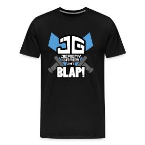 JeremyGames247 BLAP! T-shirt - Men's Premium T-Shirt