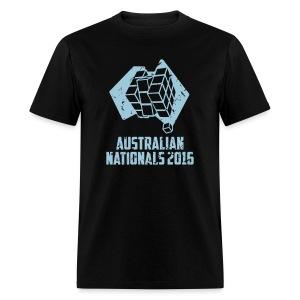 Australian Nationals 2016 Adult Size - Men's T-Shirt