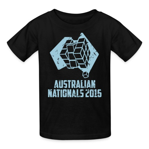 Australian Nationals 2016 Child Size - Kids' T-Shirt
