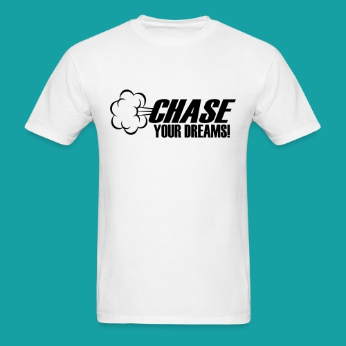 Dream Chaser - Men's T-Shirt