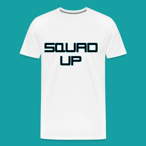 Squad Up - Men's Premium T-Shirt
