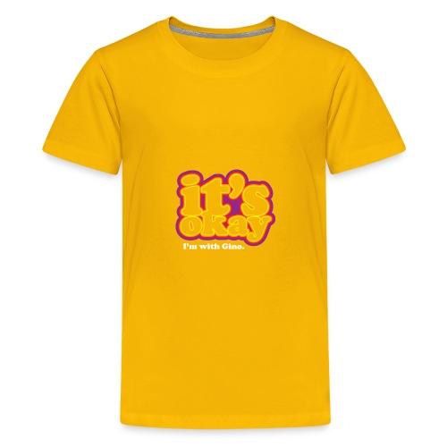 NEW T-SHIRT - Kids' Premium T-Shirt