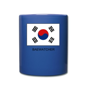 BaeWatcher Mug - Full Color Mug