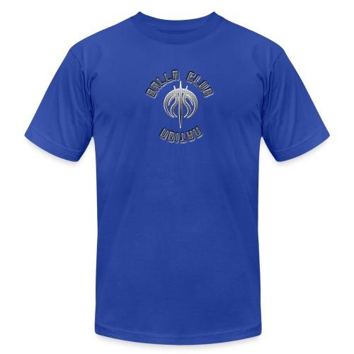 BALLA CLUB TRAINING HARD T-Shirt - Men's Fine Jersey T-Shirt