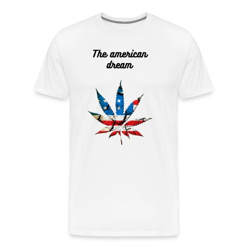 the american dream - Men's Premium T-Shirt