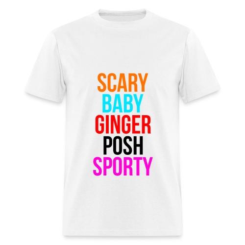 Spice Squad - Men's T-Shirt