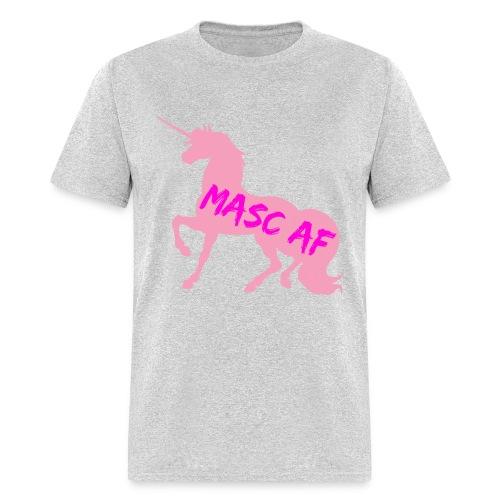 Masc AF - Men's T-Shirt