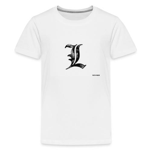 L Logo - Kids' Premium T-Shirt