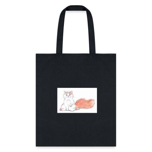 Turkish Van Cat - Tote Bag