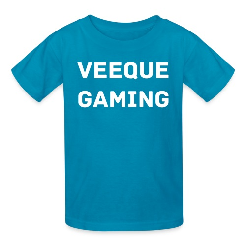 Youth Veeque Gaming T-Shirt - Kids' T-Shirt