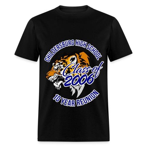 Men - C'Burg Class of 2006 10 Year Reunion - Men's T-Shirt