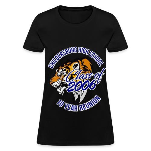 Women - C'Burg Class of 2006 10 Year Reunion - Women's T-Shirt