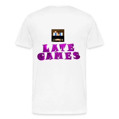 QUE LINDA CAMISETA! - Men's Premium T-Shirt
