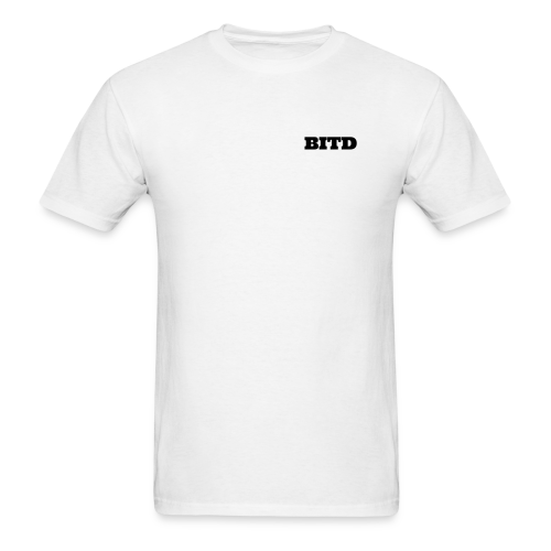 Back In The Day - Limited Edition Lyric Shirt - Men's T-Shirt