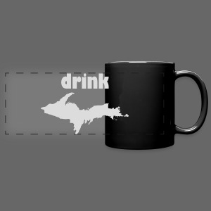 Drink U.P. - Full Color Panoramic Mug