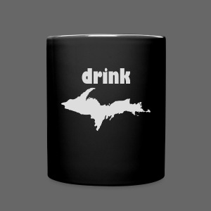 Drink U.P. - Full Color Mug