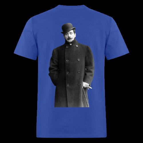 Puccini T-Shirt - Men's T-Shirt