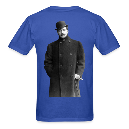 Puccini T-Shirt - Men's T-Shirt