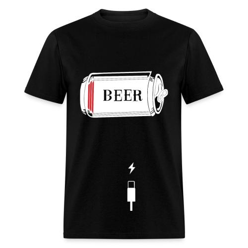 Men Need Beer Tee - Men's T-Shirt