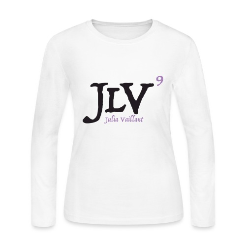 Julia's Long Sleeved Shirt - Women's Long Sleeve Jersey T-Shirt