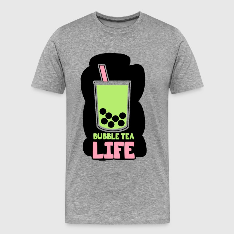 Bubble Tea - Men's Premium T-Shirt