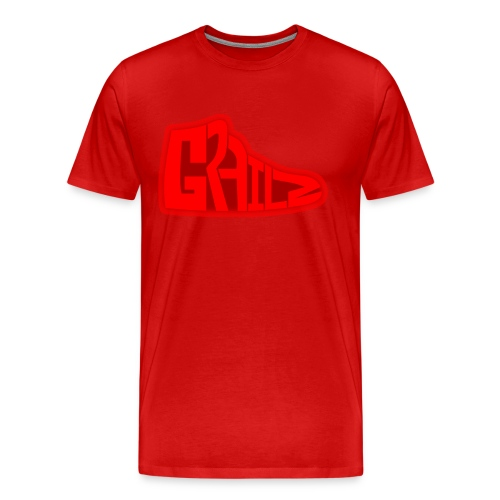 Grailz Red October T-shirt - Men's Premium T-Shirt