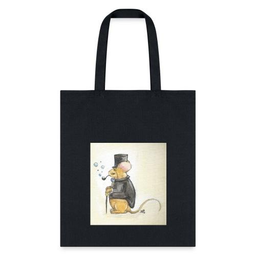 Sherlock Mouse - Tote Bag