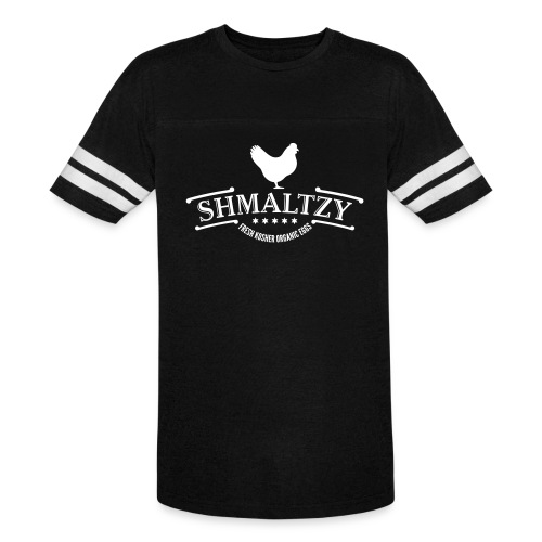 Shmaltzy Jersey - Vintage Sport T-Shirt
