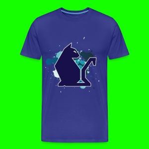 Blue PawPuk - Men's Premium T-Shirt