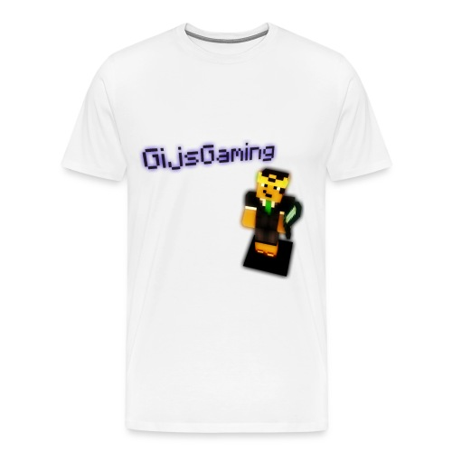 GijsGaming Shirt 2.0 {Men} - Men's Premium T-Shirt