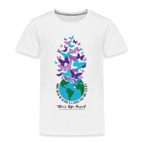 Alan's Hope Project | Toddler Tee - Toddler Premium T-Shirt