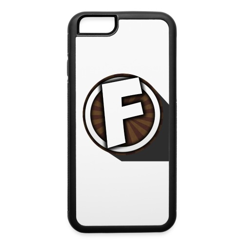 iPhone 6s Case FlawlessDynamics Logo Shadowed - iPhone 6/6s Rubber Case