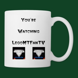 LegoMTFanTV Mug - Coffee/Tea Mug