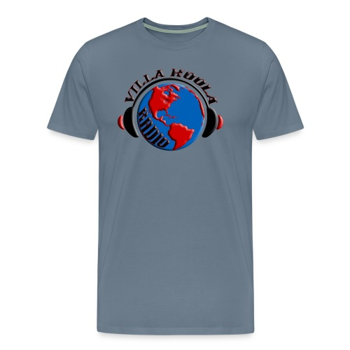 Villa Koola Radio - Men's Premium T-Shirt