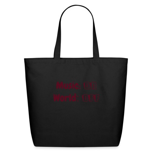 On-Off Bag - Eco-Friendly Cotton Tote