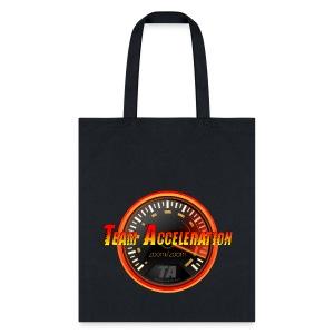 Team Acceleration Tote Bag - Tote Bag