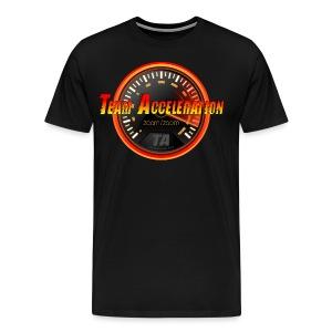 Team Acceleration Men's T-Shirt - Men's Premium T-Shirt