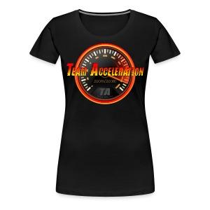 Team Acceleration Women's T-Shirt - Women's Premium T-Shirt