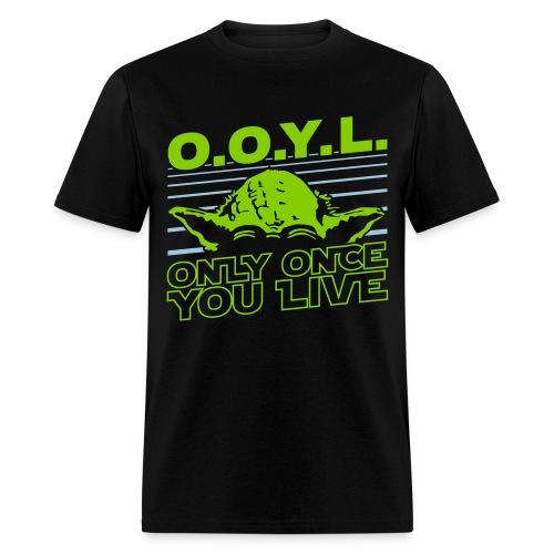 YODA  - Men's T-Shirt