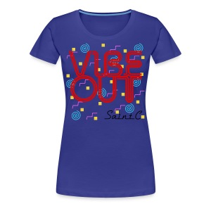 Vibe Out Women's T-Shirt - Women's Premium T-Shirt